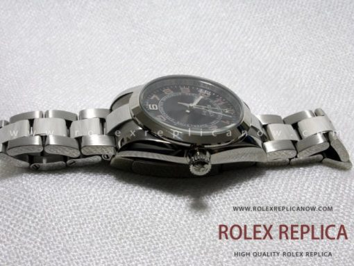 Rolex Air King Replica Black Dial