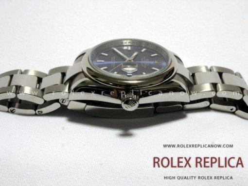 Rolex Date Just Replica Blue Dial