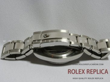 Rolex Date Just Replica White Dial