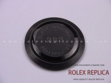 Rolex Daytona Pro Hunter Replica Pvd Black A7750 Swiss Eta (1)