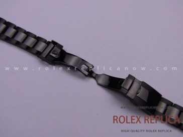 Rolex Daytona Pro Hunter Replica Pvd Black A7750 Swiss Eta (8)