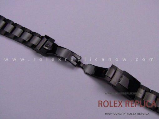 Rolex Daytona Pro Hunter Replica Pvd Black A7750 Swiss Eta