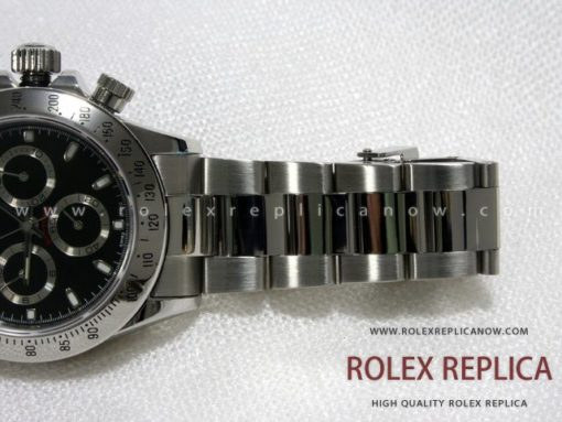 Rolex Daytona Replica Black Dial