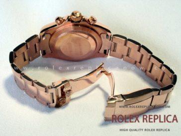 Rolex Daytona Replica Everose Pink Dial