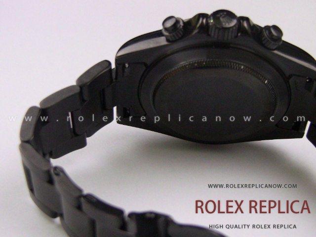 Rolex Daytona Replica Pro Hunter Pvd Black