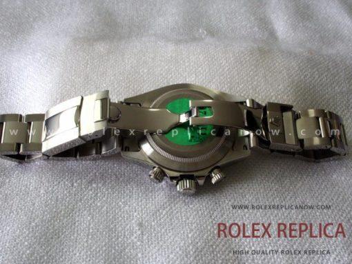 Rolex Daytona Replica White Dial Steel A7750 Swiss Eta