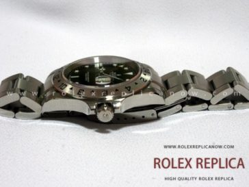 Rolex Explorer II Replica Black Dial 2836-2 Swiss Eta