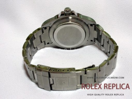 Rolex Explorer II Replica Black Dial