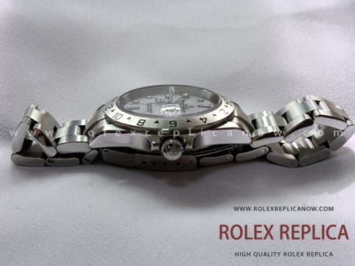 Rolex Explorer II Replica White Dial 2836-2 Swiss Eta