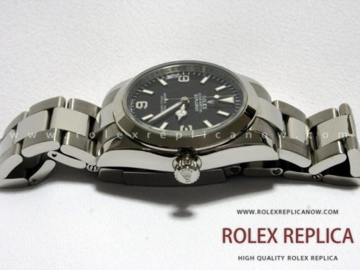 Rolex Explorer Replica Black Dial