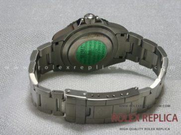 Rolex Gmt Master II Replica Black and Red Bezel