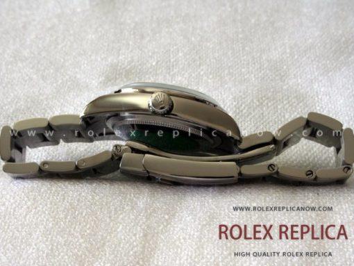 Rolex Milgauss Replica Black Dial