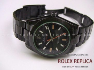 Rolex Milgauss Replica Pro Hunter Pvd Black