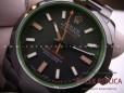 Rolex Milgauss Replica Pro Hunter Pvd Black 2836-2 Swiss Eta (26)