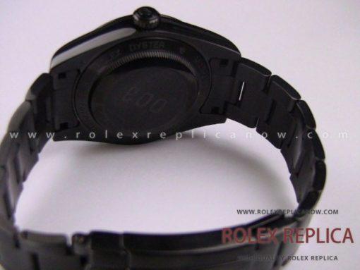 Rolex Milgauss Replica Pro Hunter Pvd Black