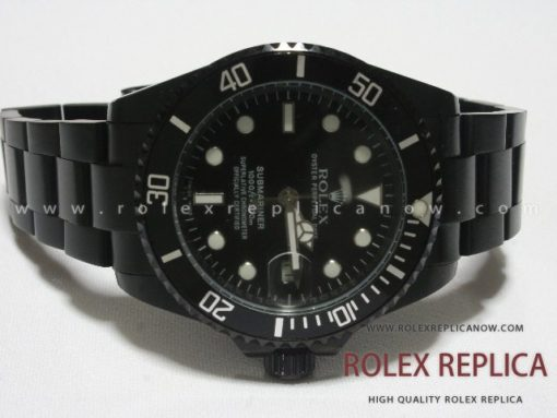 Rolex Submariner Date Replica Black