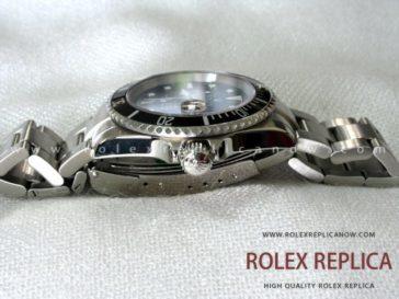 Rolex Submariner Date Replica Black Bezel