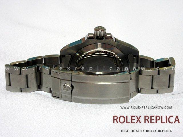 Rolex Submariner Date Replica Green Dial 2836-2 Swiss Eta