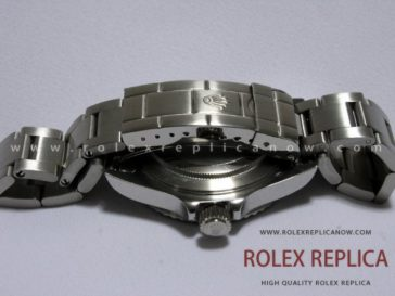 Rolex Submariner Date Replica Green Dial