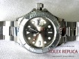 Rolex Yacht Master II Replica Gray Dial  (5)